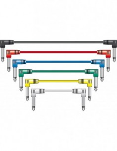 Cable Pack 6 latiguillos...